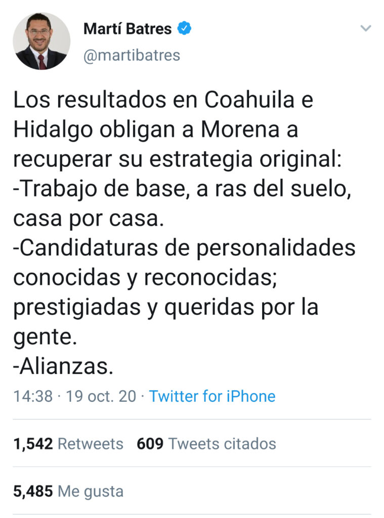 Elección en Hidalgo y Coahuila