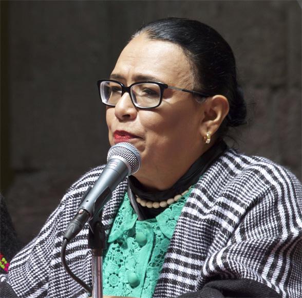 Rosa Icela Rodríguez