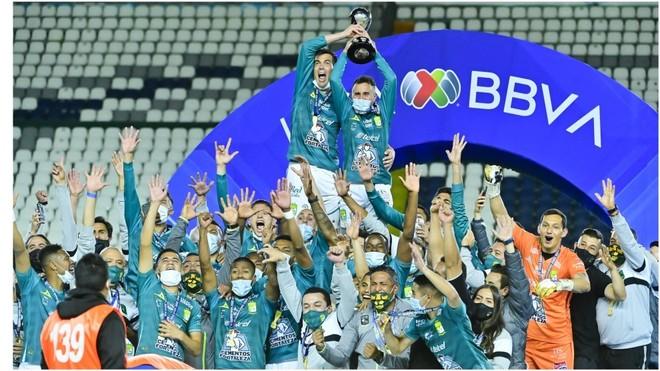 León campeón