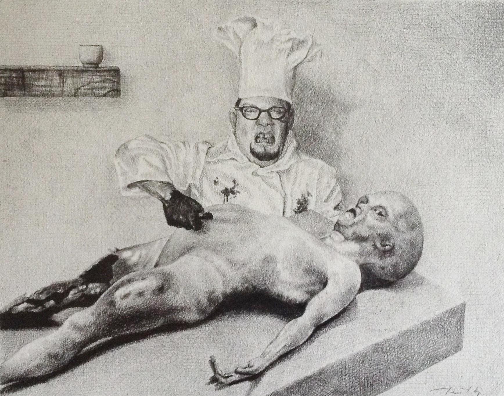 Cocinero interestelar